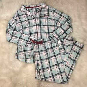 Gilligan & O'Malley 2pc Pajama Set Misty Waterfall